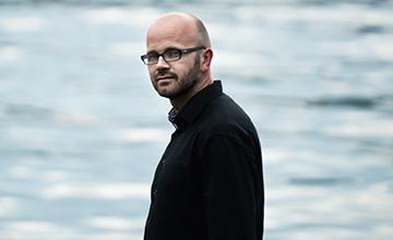 Eivind Austad. Foto: Bjarne Øymyr